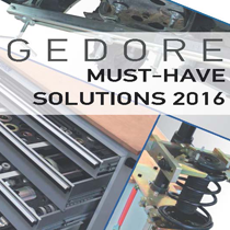 GEDORE Must Have 2016 210